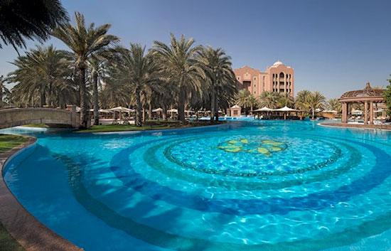 Resort Abu Dhabi met aquapark