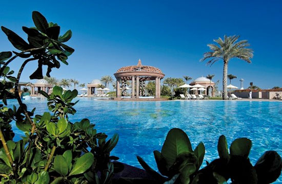 Vakantie Abu Dhabi met aquapark