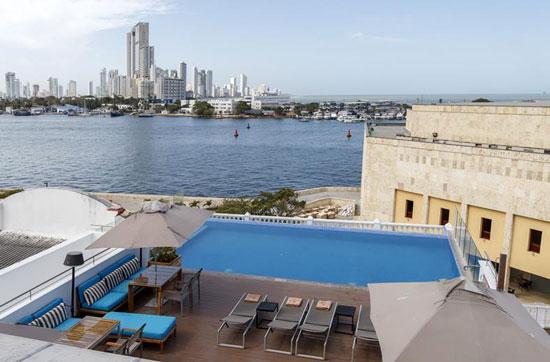 Hotel Colombia met droomzwembad