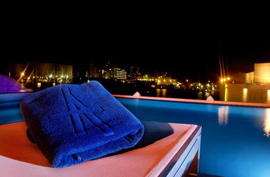 Vakantie Colombia met droomzwembad