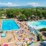 Camping voor alle leeftijden met zwembad aan het Gardameer