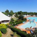 Italiaanse camping aan de kust met heerlijk zwembad