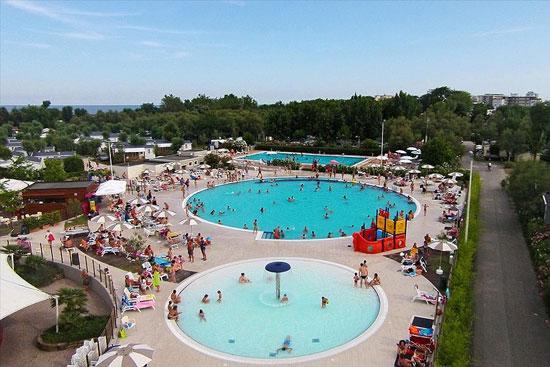Vakantie Italië met zwembad