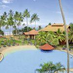 Prachtig resort met groot zwembad in Kalatura