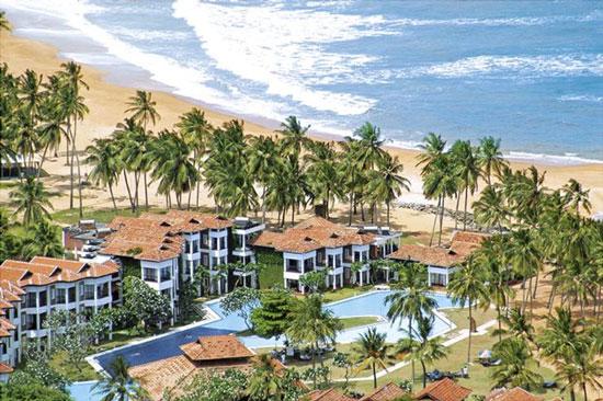 Hotel Sri Lanka met zwembad