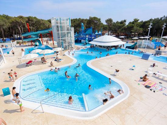 Gezellige familievakantie met zwembad op Kroatisch eiland