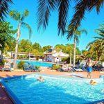 Genieten op de camping aan de Côte d'Azur met zwembad