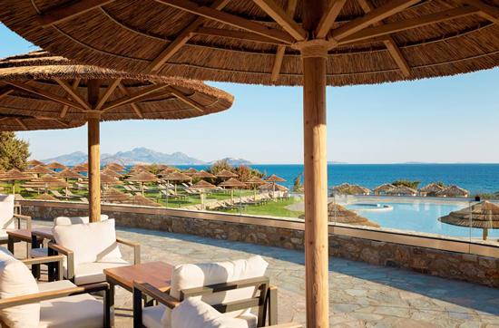 Luxe vakantie Kos met zwembad