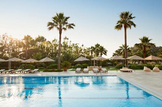 Luxe resort Sarigerme met zwembad