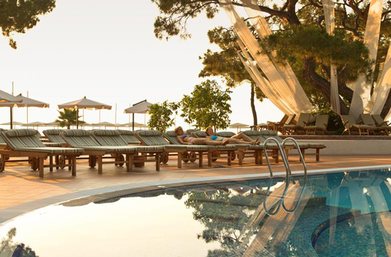 Luxe resort Turkse Rivièra met zwembad