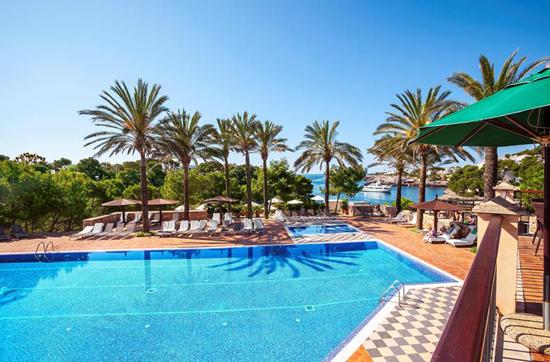 Luxe hotel Mallorca met zwembad