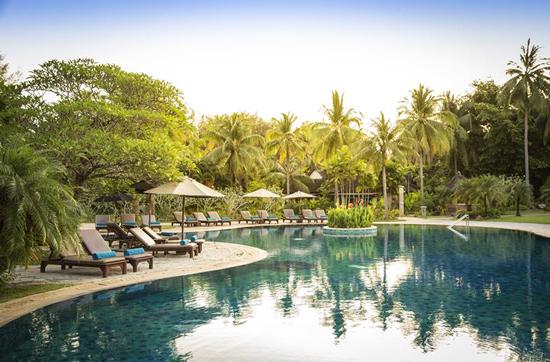 Luxe vakantie Thailand met zwembad