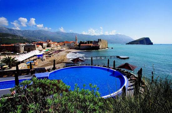 Geweldige vakantie in Montenegro vanuit hotel in Budva