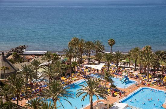 Resort Gran Canaria met zwembad
