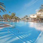 Mooi resort op Gran Canaria direct aan het strand