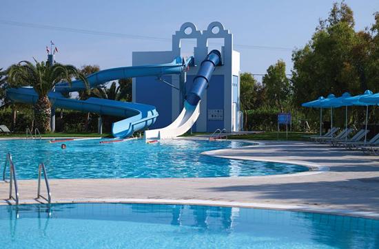 Vakantie Kos met zwemparadijs