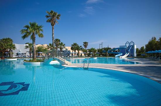 Hotel Kos met zwemparadijs