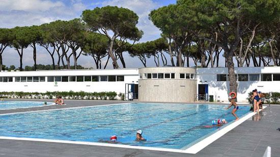 Vakantie Rome met zwembad