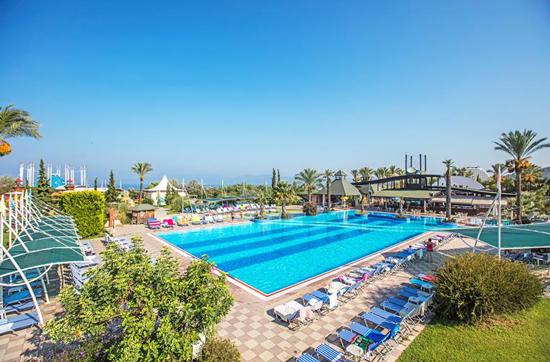 Vakantie in Turkije met zwemparadijs