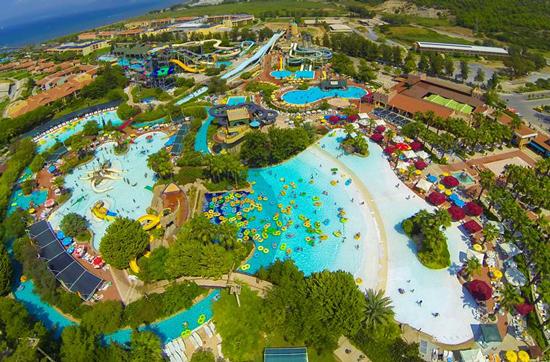 Vakantie met zwemparadijs Kusadasi