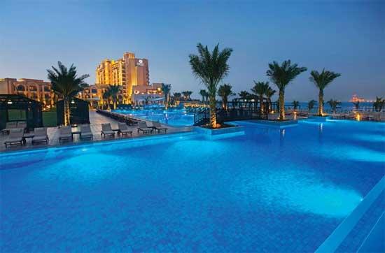 Vakantie Ras Al Khaimah met zwembad