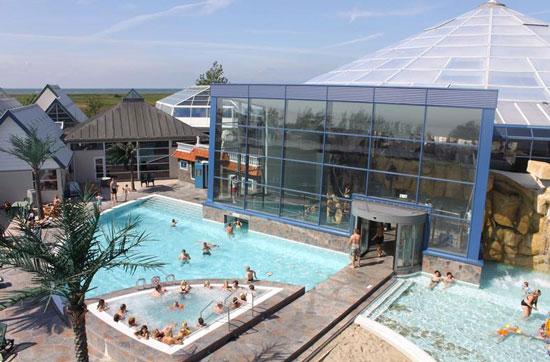 Gaaf vakantiepark in Denemarken met tof aquapark