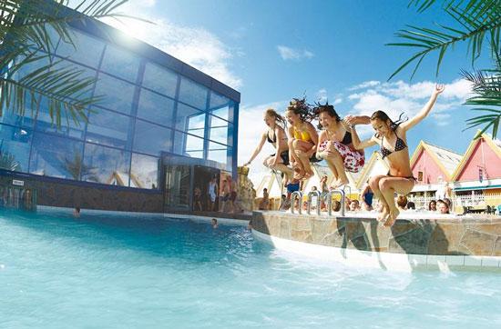 Vakantie Denemarken met aquapark