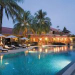 Prachtig resort met zwembad op het tropische Langkawi