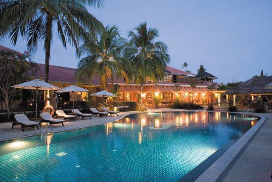 Hotel Maleisië met zwembad