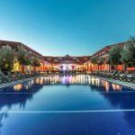 Hotel met groot zwembad Marrakech