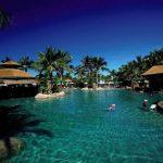 Tropische vakantie bij luxe resort in Thailand met zwembaden