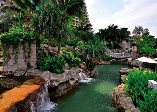 Resort Thailand met zwembad