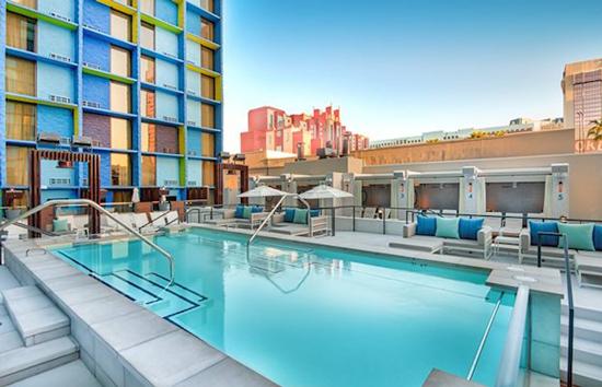 Stedentrip Las Vegas met zwembad