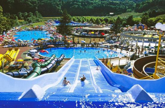 vakantiepark Terme Olimia