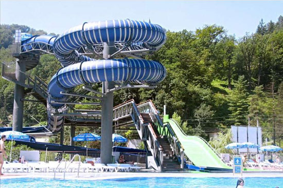 Hotel Slovenië met zwembad