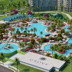Fantastisch hotel met zwemparadijs in Florida