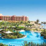 Mooi hotel in Oman met een schitterend zwembad