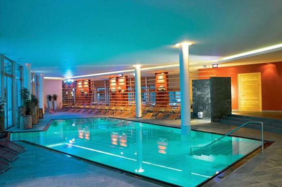 Vakantie Oostenrijk met groot zwembad