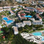 Prachtig familiehotel in Rhodos met een groot waterpark