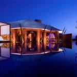 Vijfsterren hotel in Ras Al Khaimah met privé zwembad