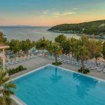 All-inclusive camping in de natuur van Kroatië