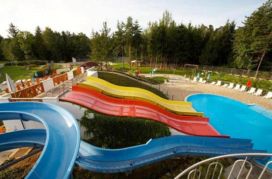 Heerlijke vakantie met zwembaden in Slovenië vanuit top appartement