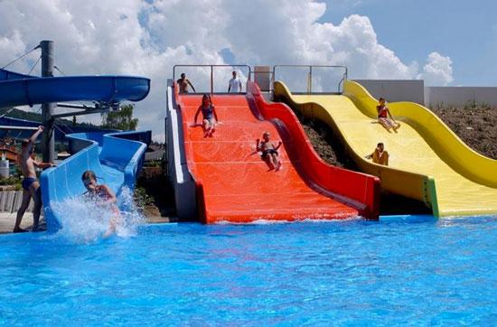 Appartement Slovenië met groot zwembad