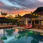 Prachtige hostel met zwembad in Vietnam