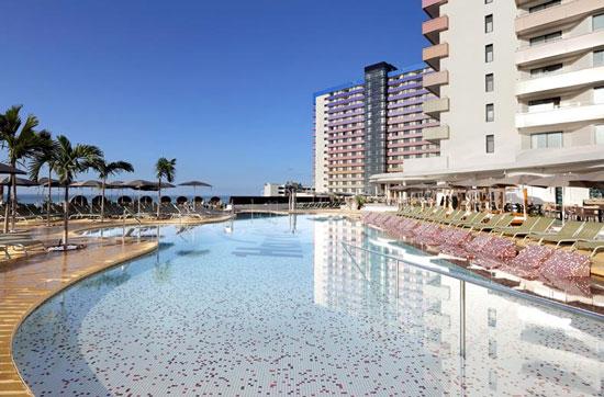 Luxe hotel Tenerife met zwembad