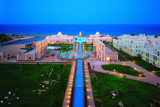 Luxe vakantie Cyprus met aquapark