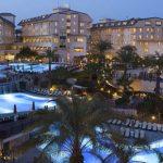 Luxe hotel met breed aanbod aan zwembaden in Side