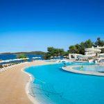 Leuk familie vakantiepark aan de kust van Kroatië