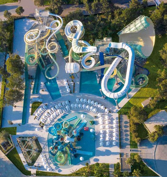 Vakantie Turkse Riviera met aquapark