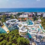 Prachtig 5-sterren hotel in Side aan de kust